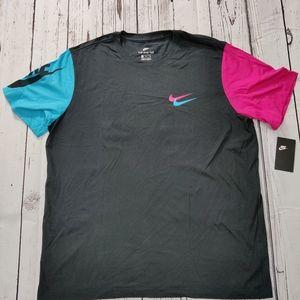 Nike Men's Double Check Miami Vice Shirt